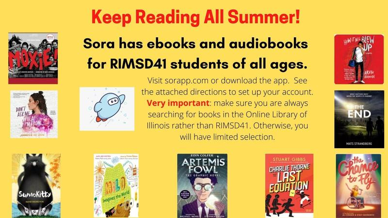 Keep Reading All Summer! Featured Photo