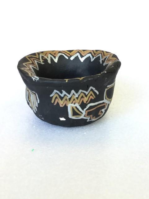 Native American Pinch Pots- 5th Grade