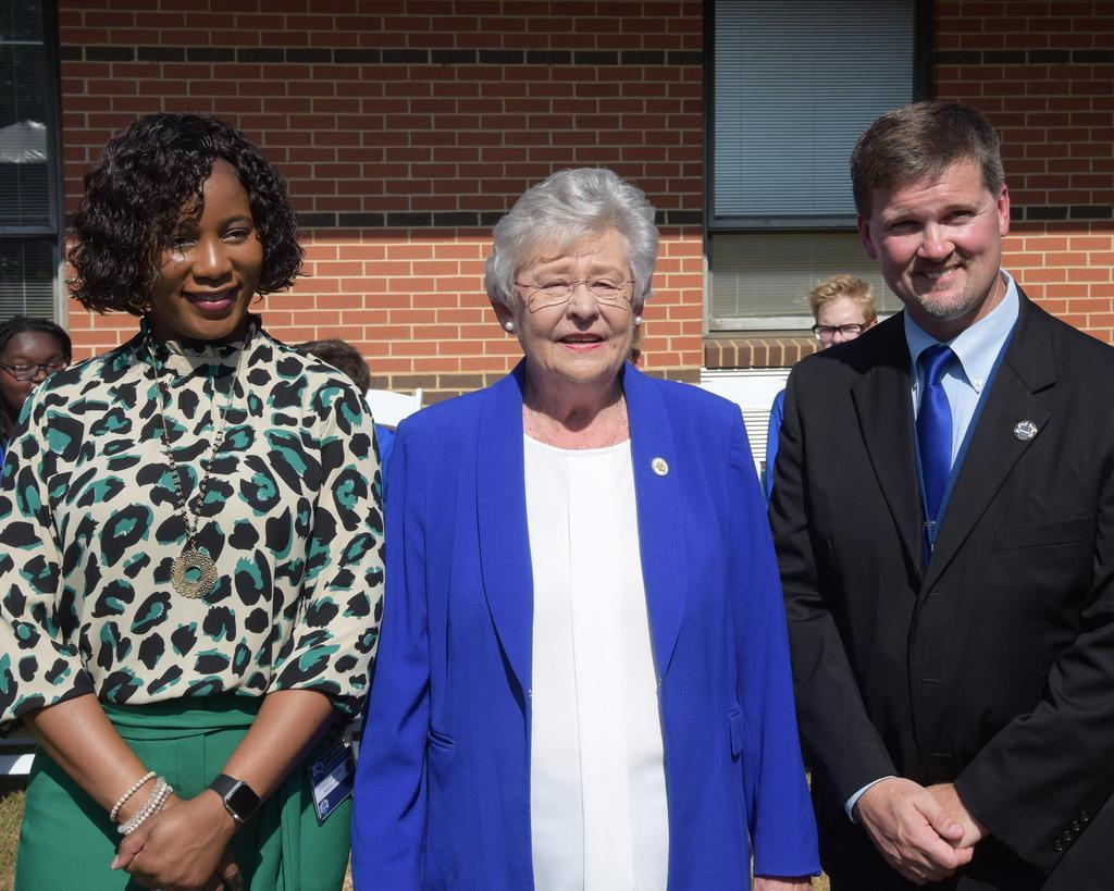 Governor Ivey and Mr. Kallhoff