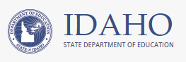 Idaho State Dept of Education Logo
