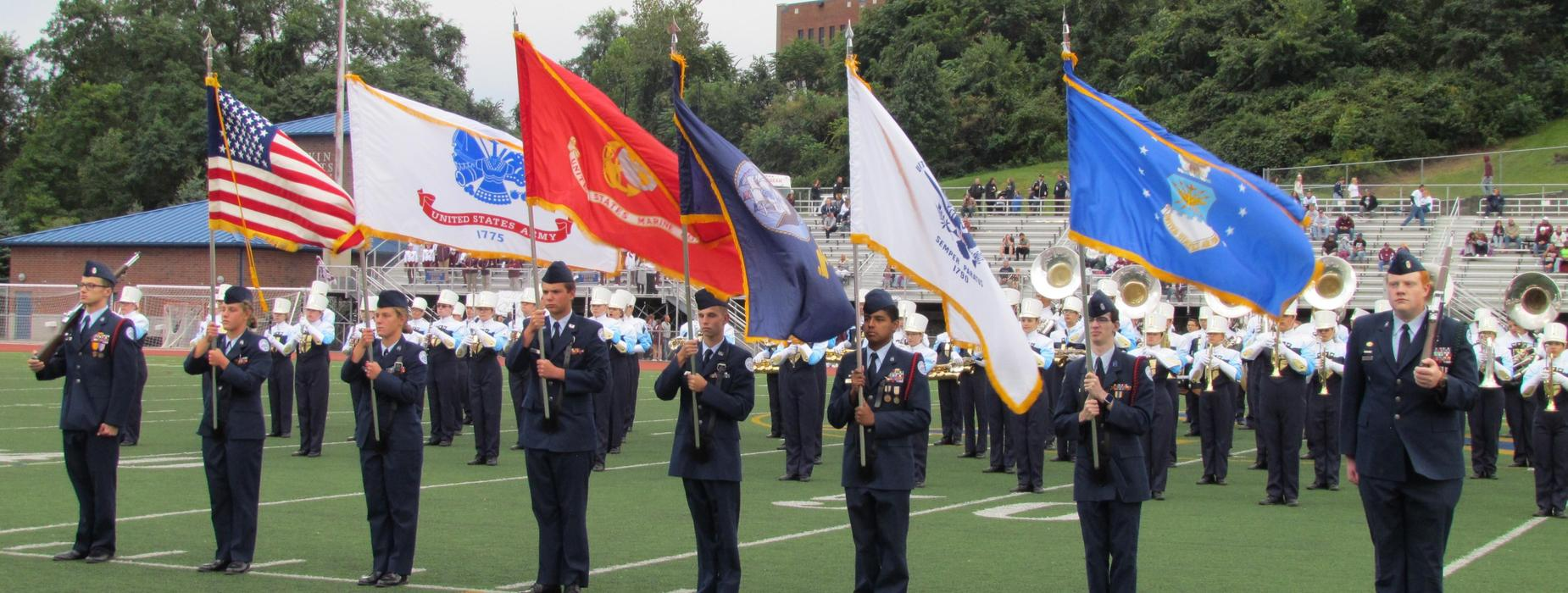 JROTC Color Guard