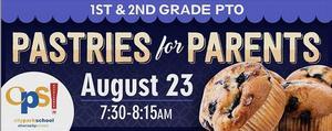pastries for parents