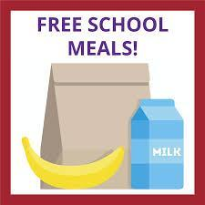 Free Child Meals Available Thumbnail Image
