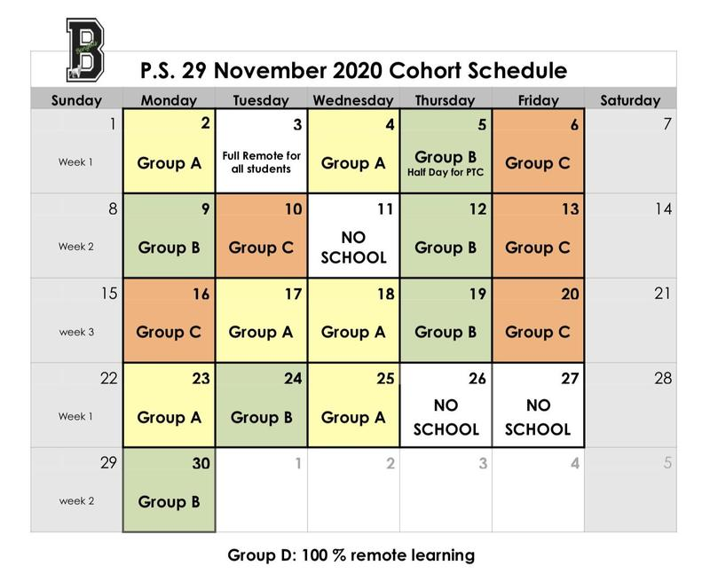 Click here to view the cohort schedule Featured Photo