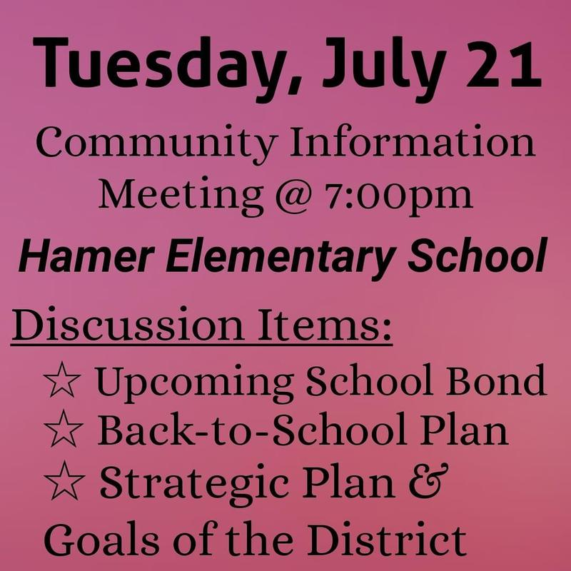 Hamer Meeting
