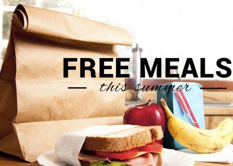 Free Meals this Summer / Comida Gratis Thumbnail Image