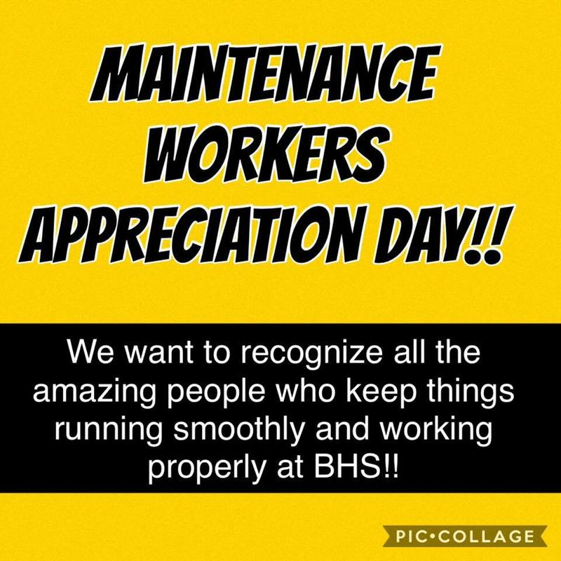Maintenance Workers Appreciation Day Thumbnail Image