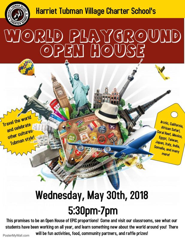 Join Us for the World Playground Open House! Featured Photo