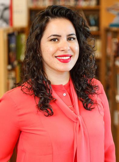 Principal Vanessa Puentes Hernandez