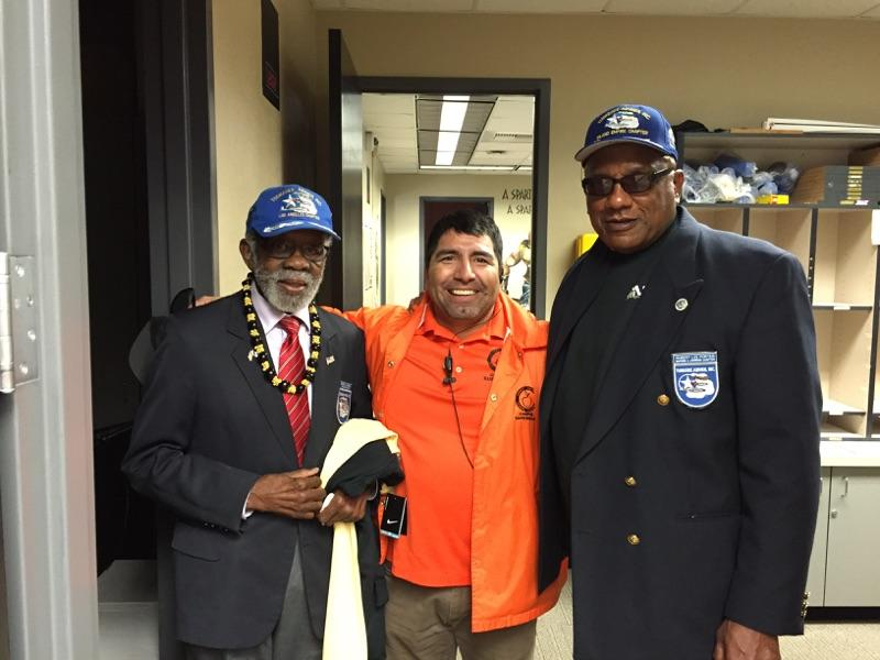 Alonso and the Tuskeegee Airmen