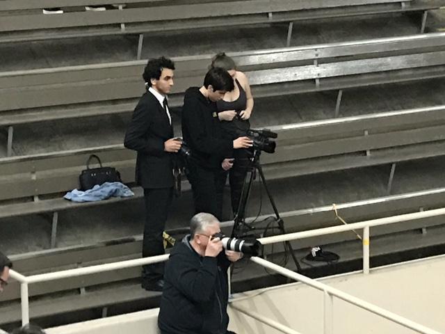 Basketball Game Camera