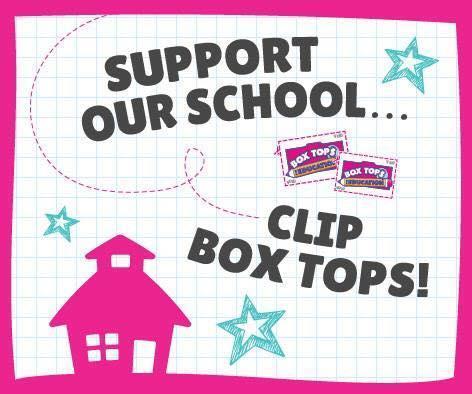 Box Tops for Education! Thumbnail Image