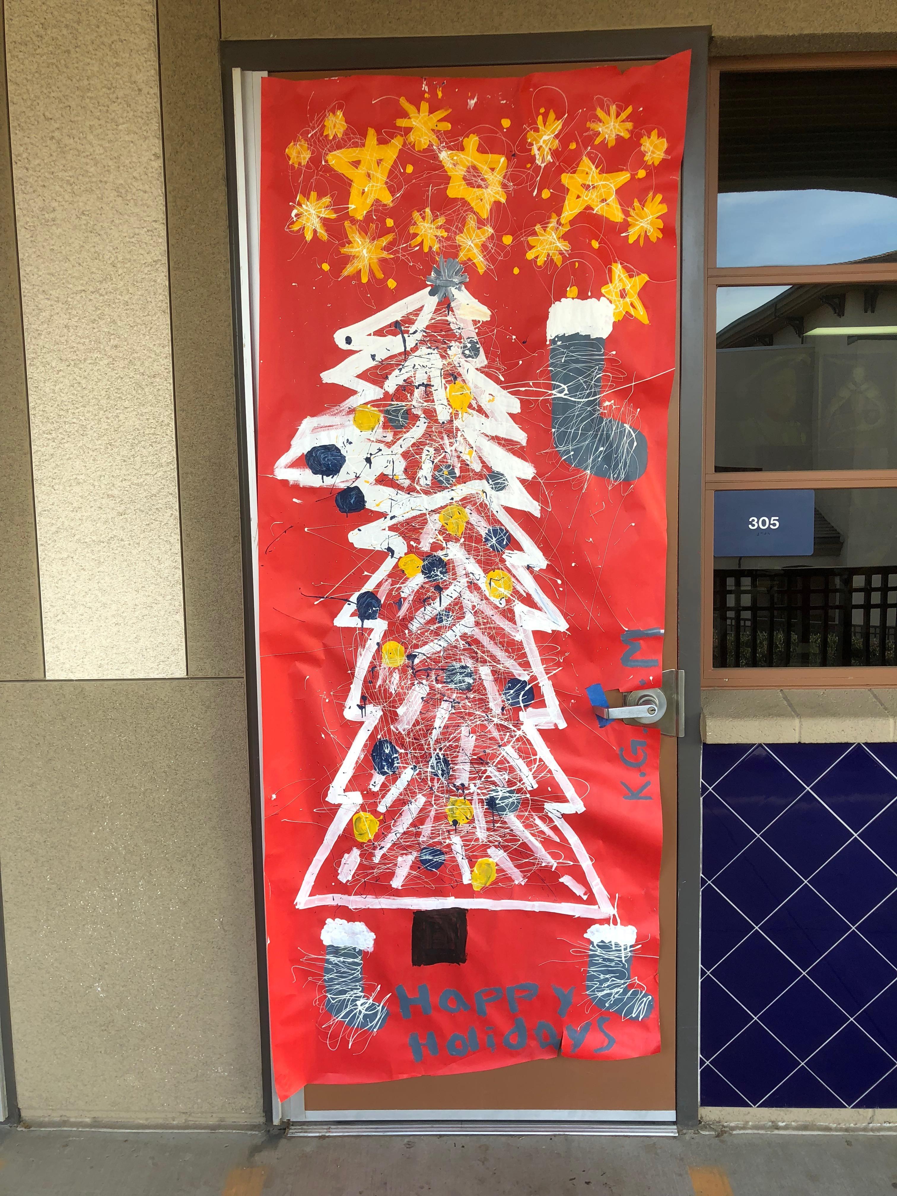 Door Decoration Contest for 2017