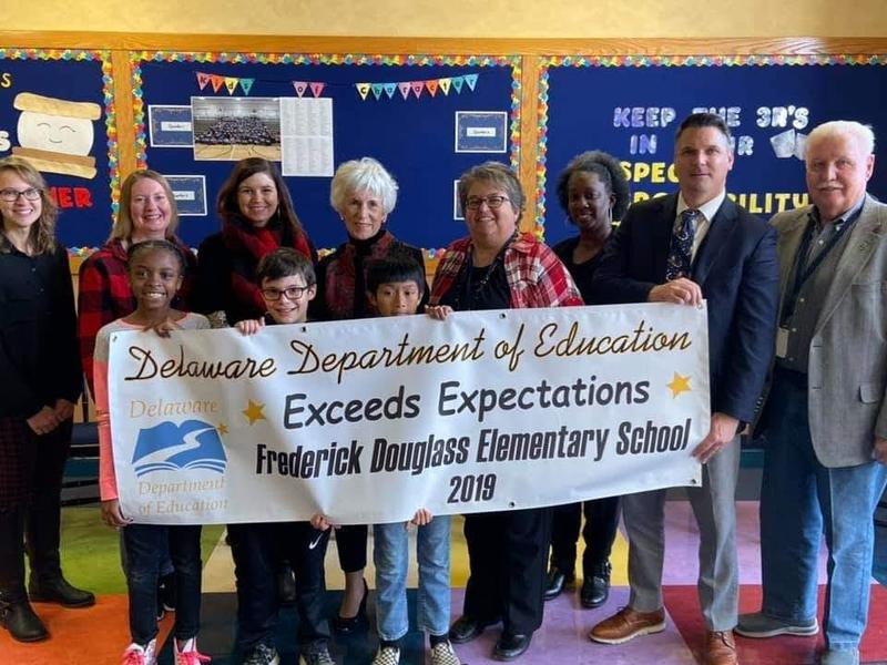 Exceeds Expectations Frederick Douglass Elementary 2019 Featured Photo
