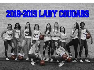 Lady Cougar Basketball