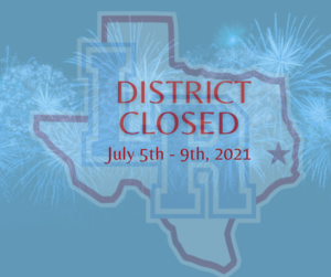 District offices closed