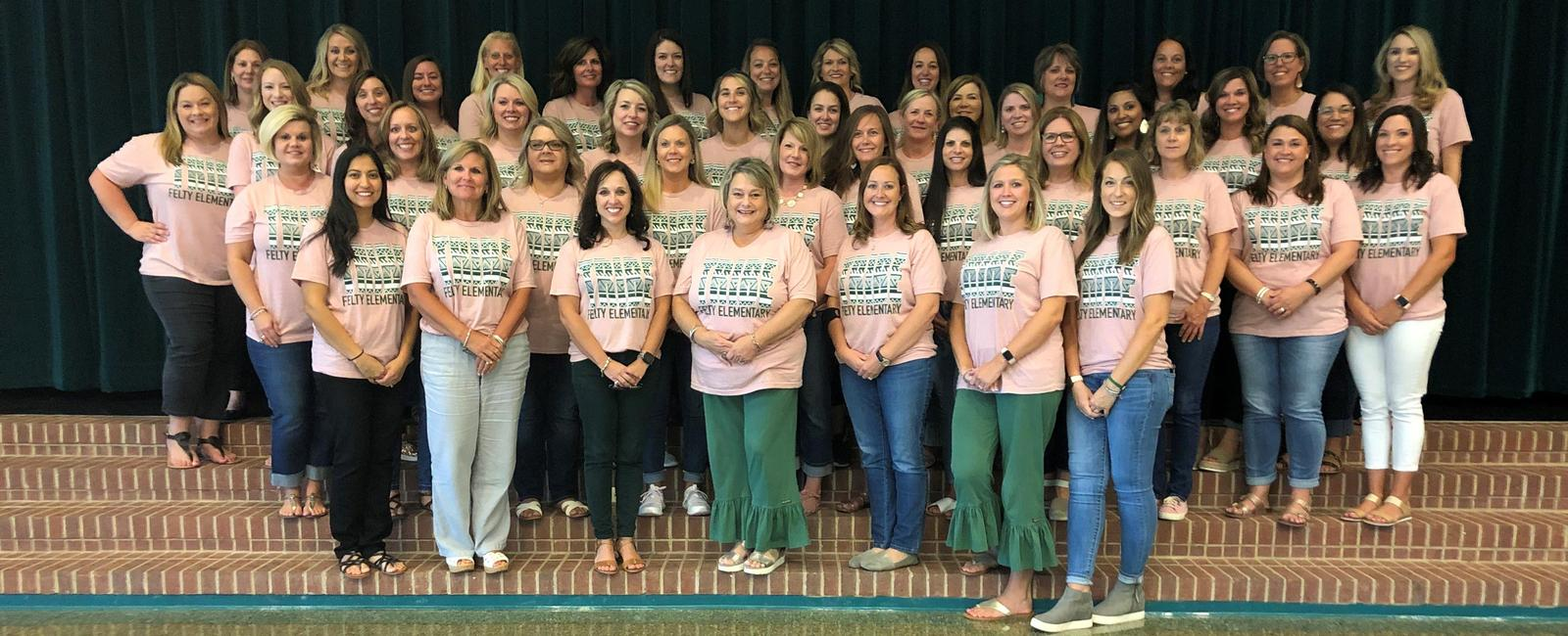 Felty staff 2019-2020