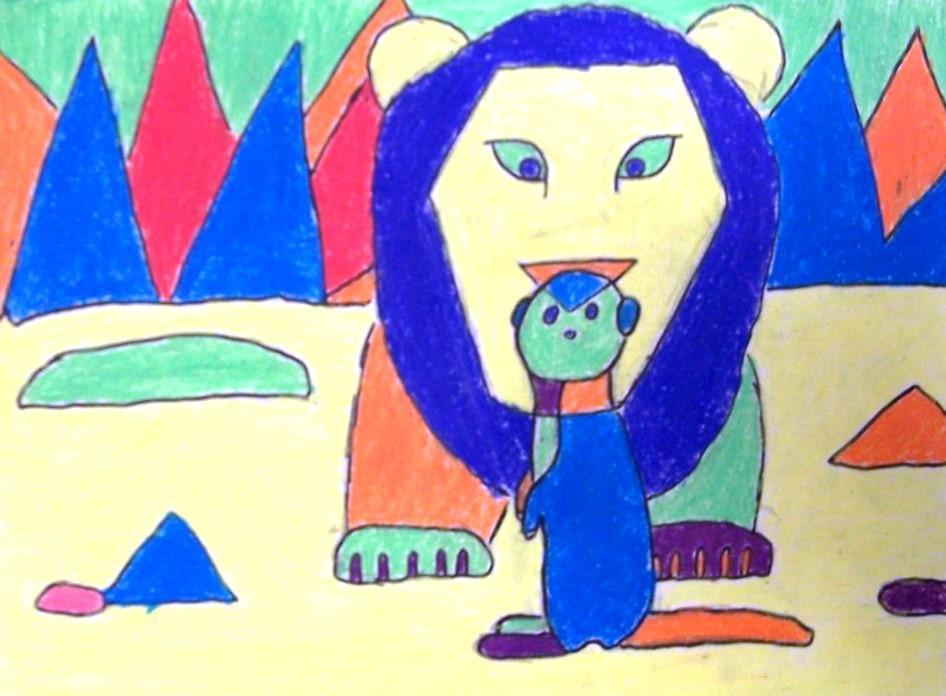 Mrs. Gardella Art