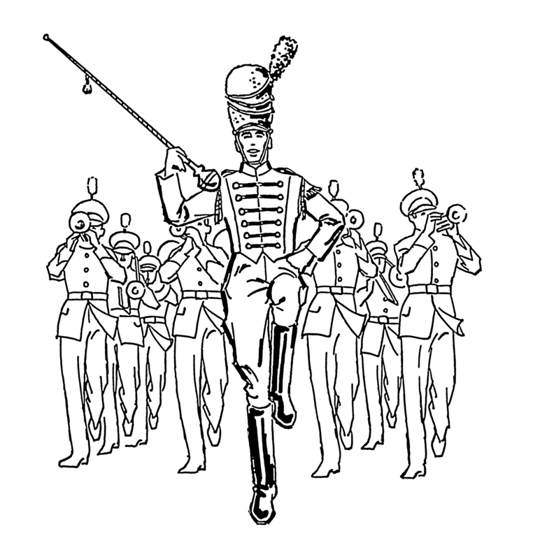 Drum Majors and Color Guard Selected for 2019-20 Thumbnail Image