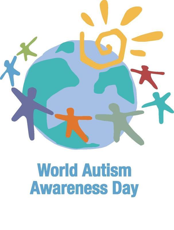 autism awareness day logo