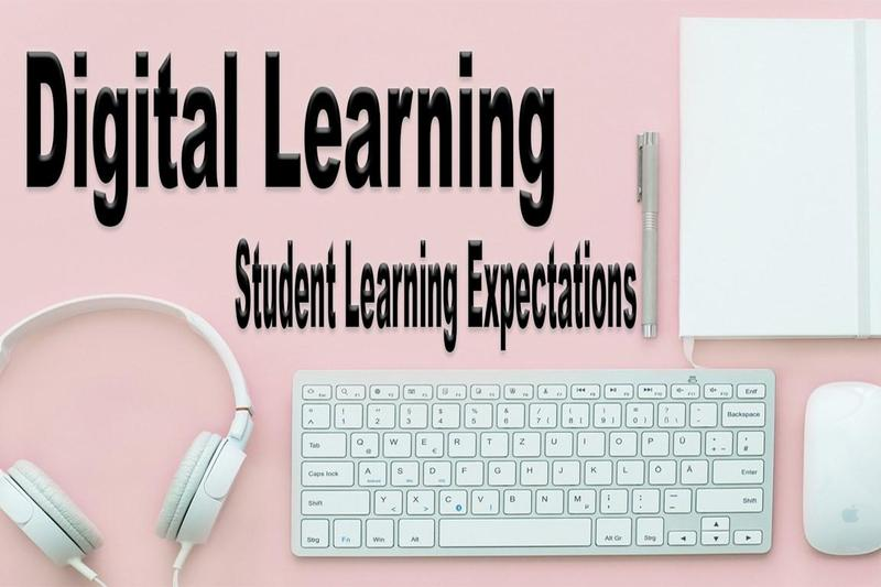 digital learning Expectations