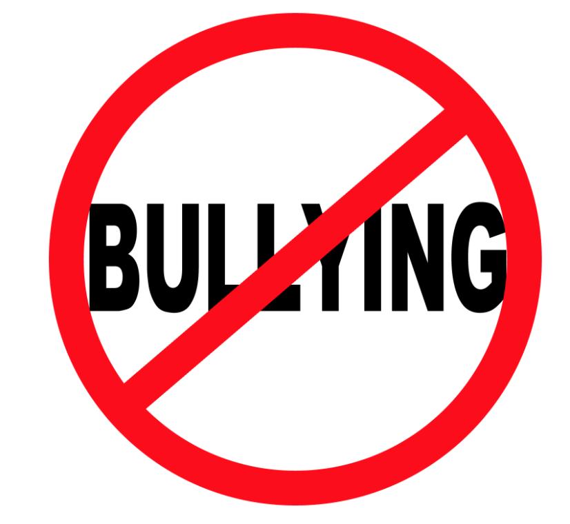 No bullying logo