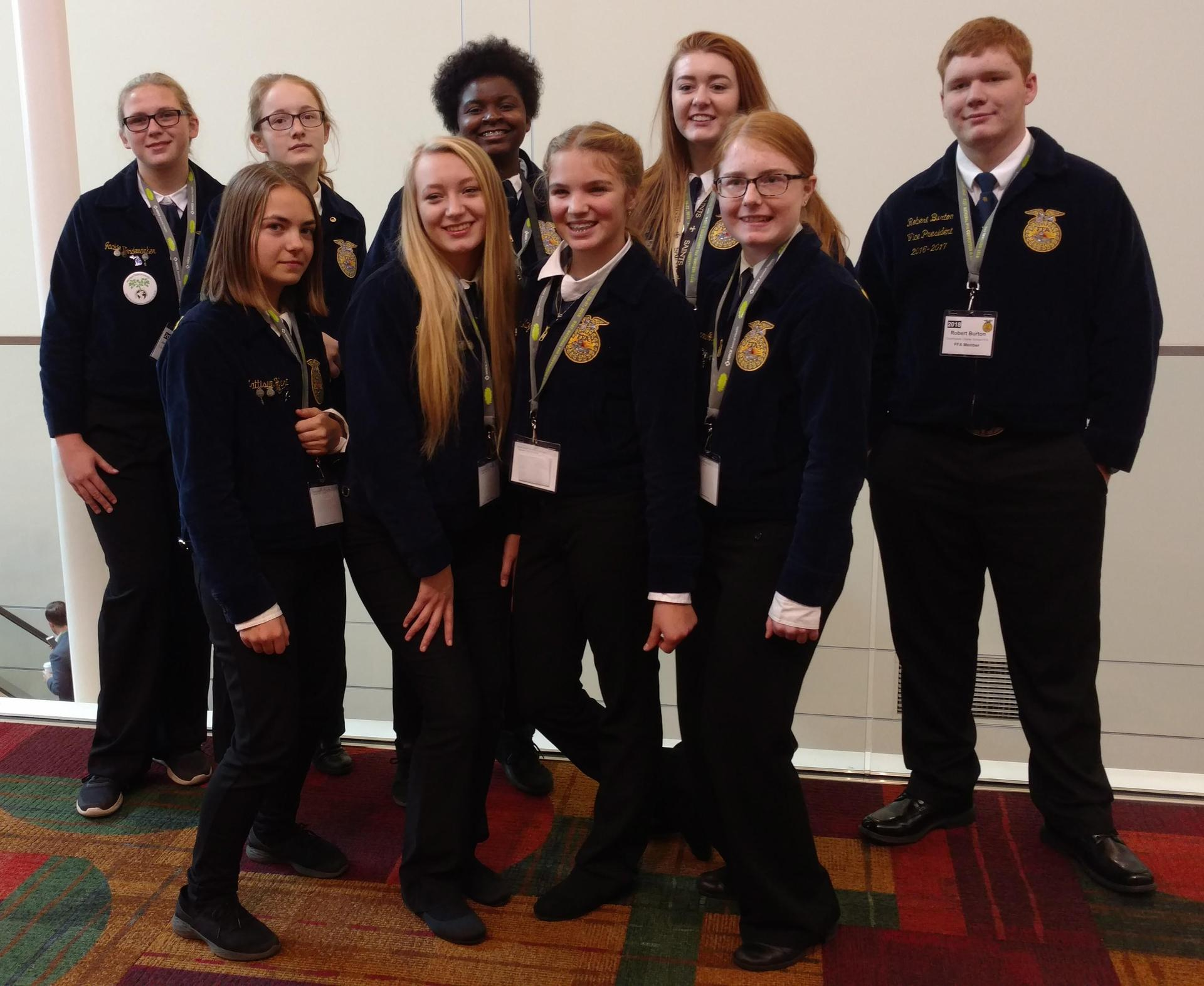 National FFA Convention 2018