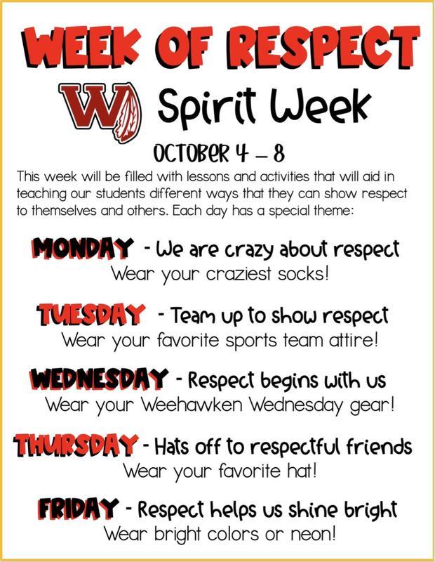 DWS Week of Respect