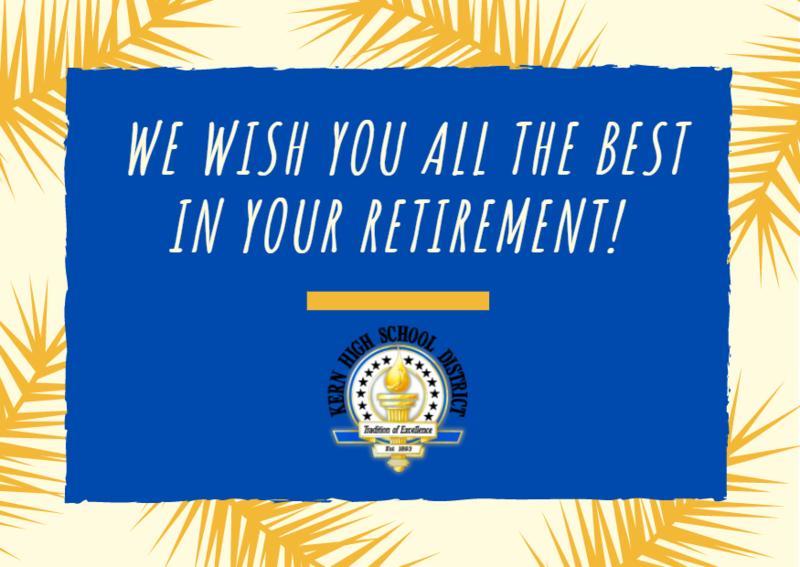 KHSD June 2021 Retiree Recognition Thumbnail Image