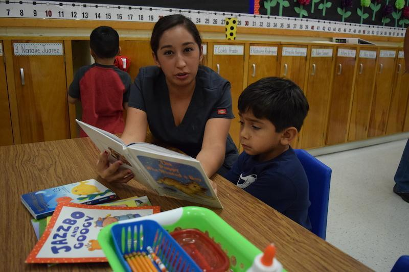 summer reading program mcallen isd