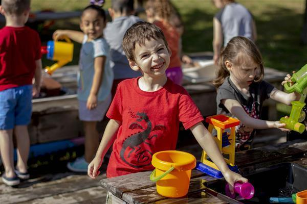 ECC students celebrate Week of the Young Child