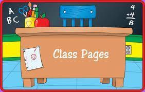 classroom with teacher desk