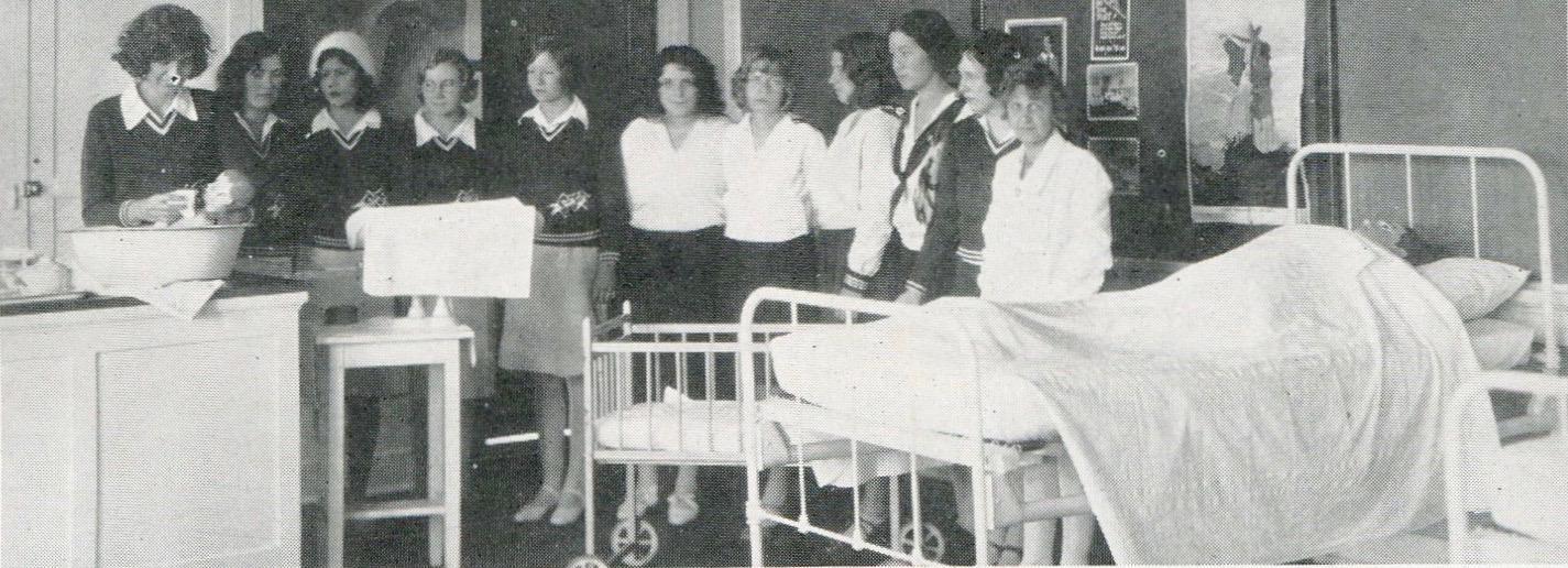 Home Nursing, 1930