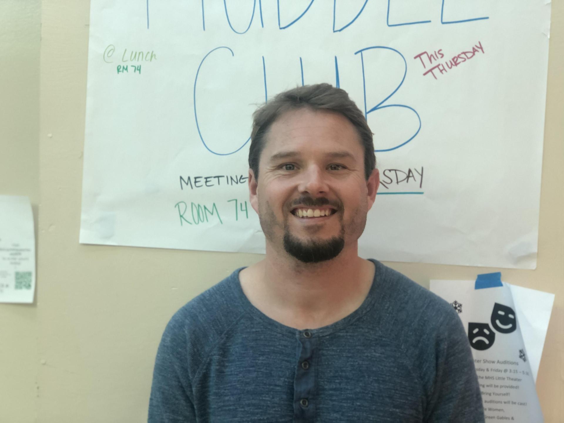 Picture of Teacher Randy Roach
