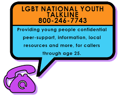 lgbt national talkline