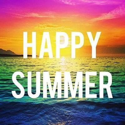Have a safe and relaxing summer. Featured Photo
