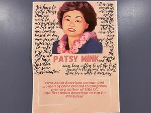 patsy mink posters