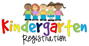 Kindergarten Registration children