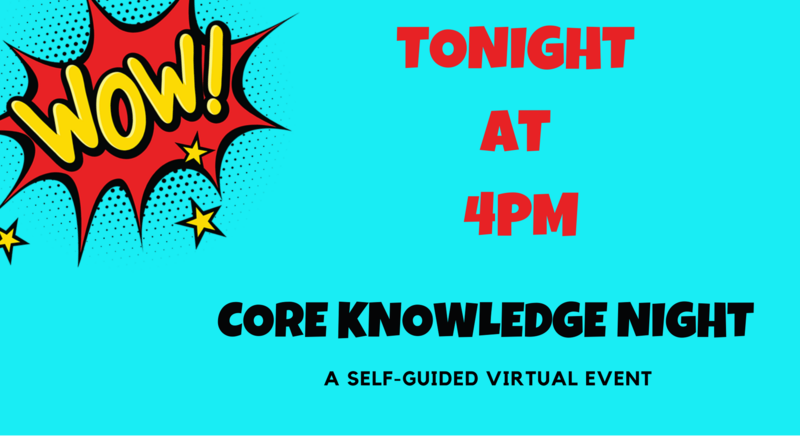 Core Knowledge Night