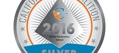 PBIS Coalition recognizes Finley School with it's Silver Status Award.