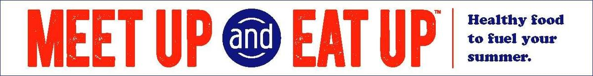 Meet up and Eat up logo