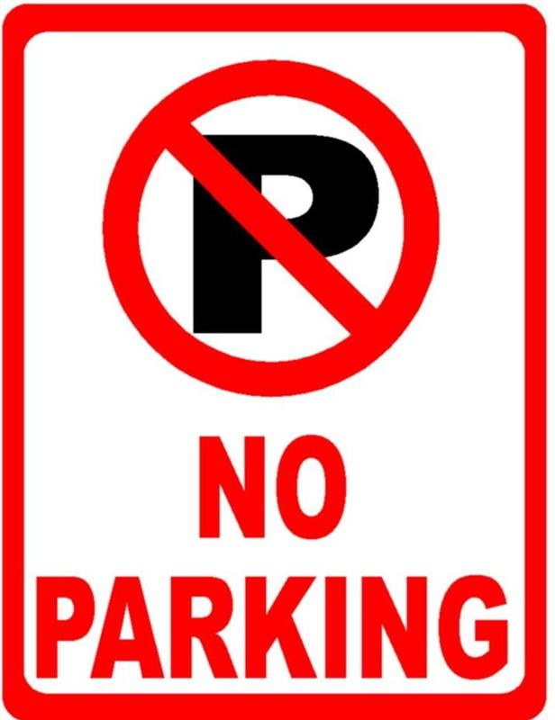 Please Observe All No Parking signs at Lansberry Elementary. Thumbnail Image