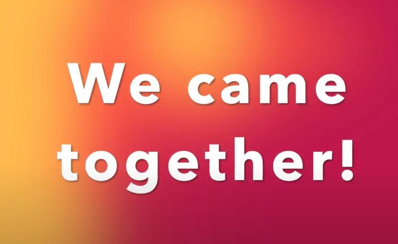 We Came Together as a Community 2020 - Video Featured Photo