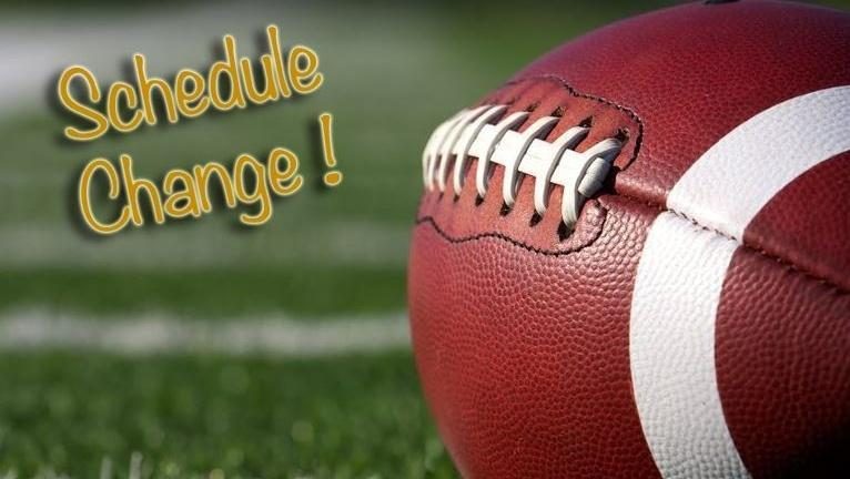 Friday's game against Brazos has been rescheduled Featured Photo