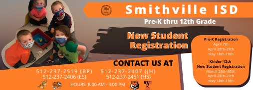 Pre-K thru 12th Grade Registration