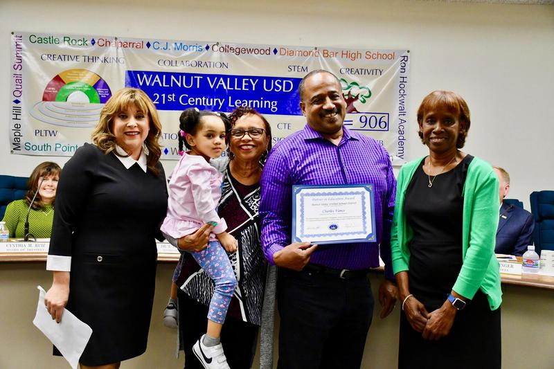WVUSD Celebrates Star Students, Community Members Featured Photo