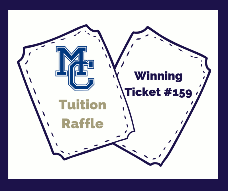 Tuition Raffle Winner Announced Thumbnail Image