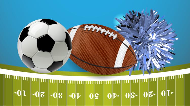Football & Cheerleading Sign-ups Thumbnail Image