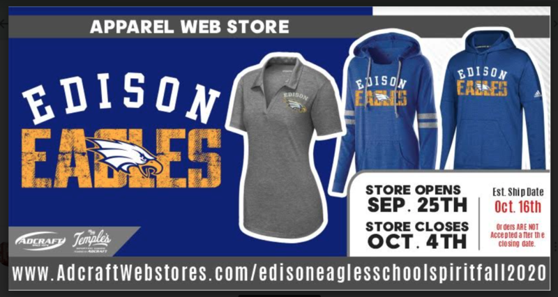 Get your Edison Swag!!! Featured Photo