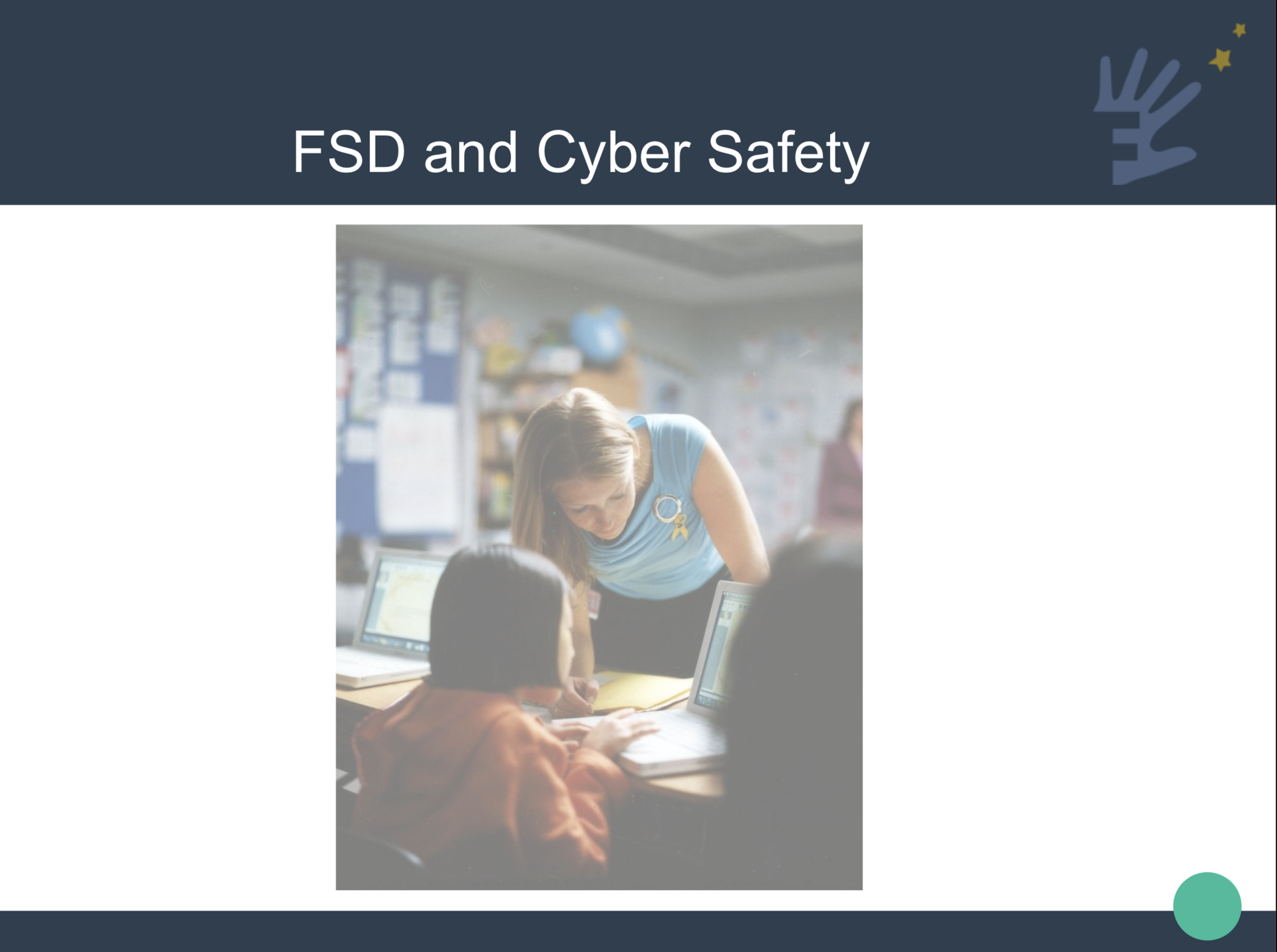 Cyber Safety slide deck